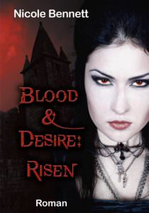 Cover Blood & Desire: Risen