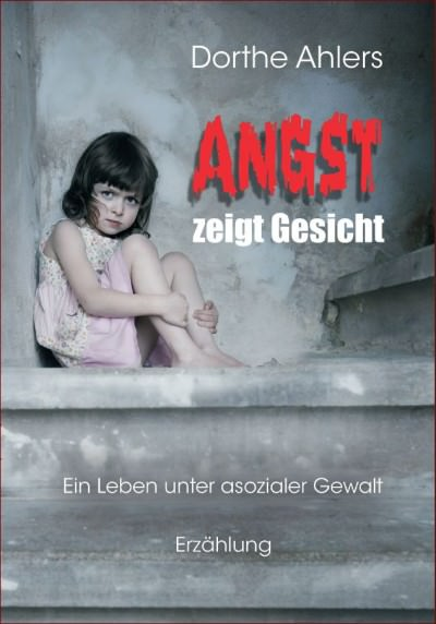 Cover Angst zeigt Gesicht