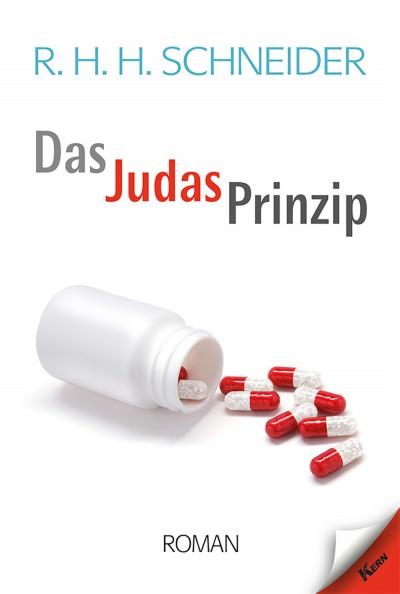 Cover Das Judas Prinzip