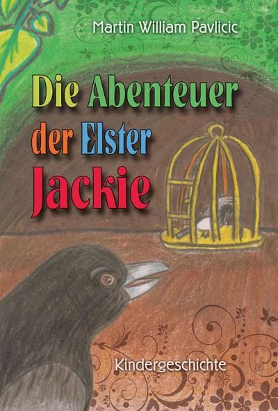 Cover Die Abenteuer der Elster Jackie