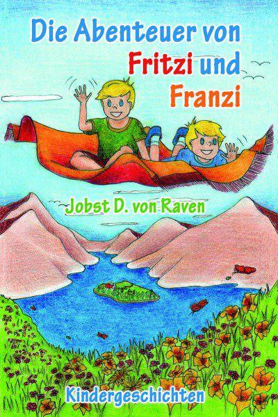 Cover Die Abenteuer von Fritzi und Franzi