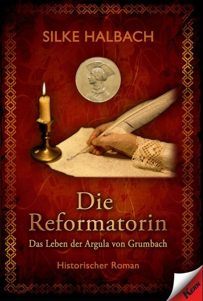 Cover Die Reformatorin