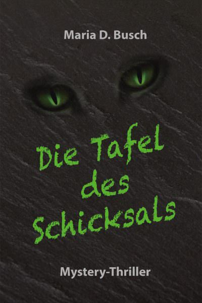 Cover Die Tafel des Schicksals