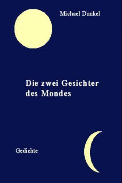 Cover Die zwei Gesichter des Mondes
