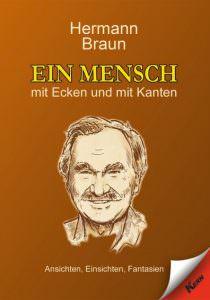 Cover Ein Mensch mit Ecken und mit Kanten