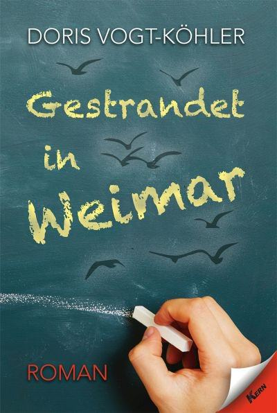 Cover Gestrandet in Weimar