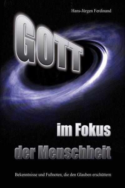 Cover Gott im Fokus der Menschheit