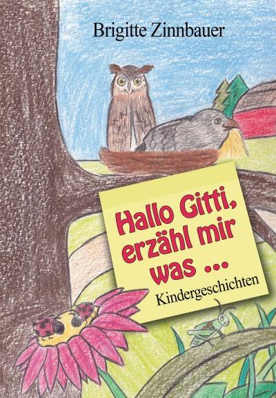 Cover Hallo Gitti, erzähl mir was