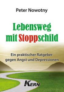 Cover Lebensweg mit Stoppschild