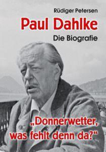 Cover Paul Dahlke Die Biografie