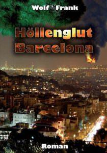 Cover Höllenglut Barcelona