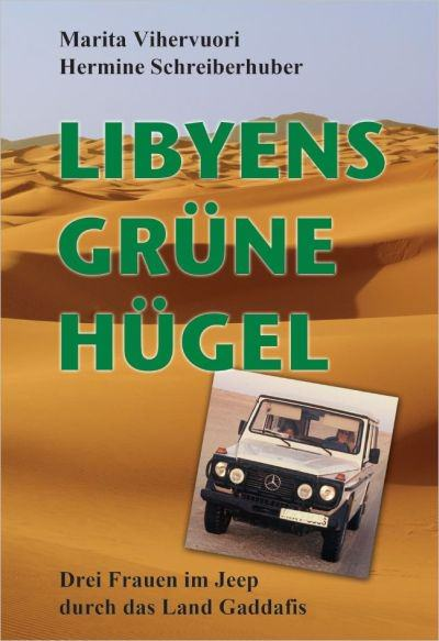 Cover Libyens grüne Hügel