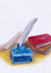 Lyrik, Gedichte, Aphorismen, Geschenkbuch